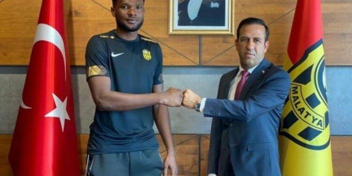 Yeni Malatyaspor, Benjamin Tetteh transferini açıkladı: Galatasaray da istemişti!