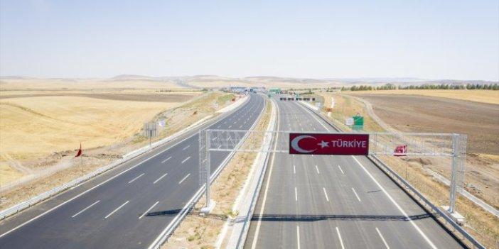 Ankara-Niğde Otoyolu'nda geçiş ücretleri belli oldu: İşte akıllı yolun ücret tarifesi
