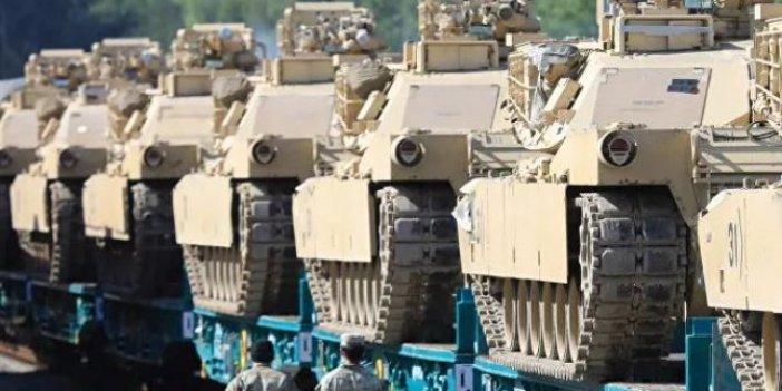 ABD gerilimin arttığı Belarus sınırında tatbikat yapacak