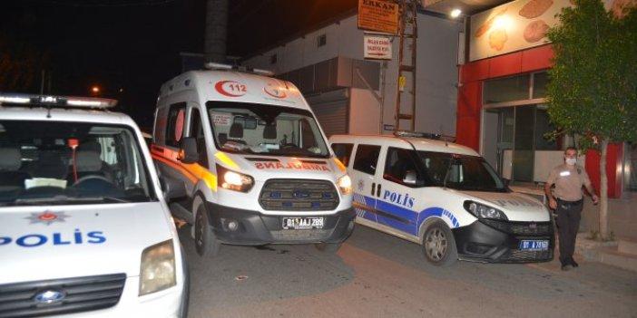Adana'da şüpheli olay! Tabancayla kolundan vuruldu! Yaralı kaçmaya çalıştı