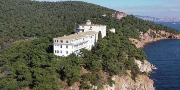 Heybeliada Sanatoryumu karantina merkezi olsun!İyi Parti Genel Başkanı Akşener'den çarpıcı Cumhuriyet ve Atatürk yorumu! Atatürk'ün  emriyle  kurulmuştu