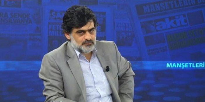 """Akit yazarı Ali Karahasanoğlu'ndan """"Tarikatlar kapatılsın"""" diyenlere şok tepki"""