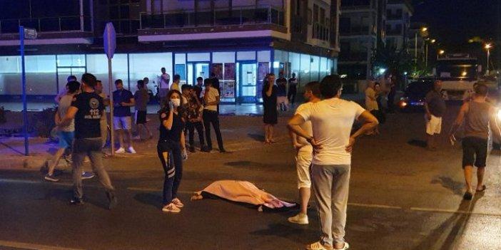 İngiliz turisti ölüm Antalya'da yakaladı! Feci şekilde can verdi