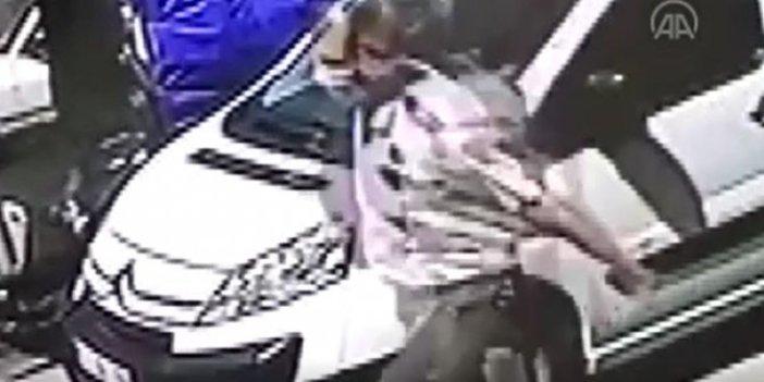 Güvenlik görevlisi bankanın bir çuval parayla buhar oldu
