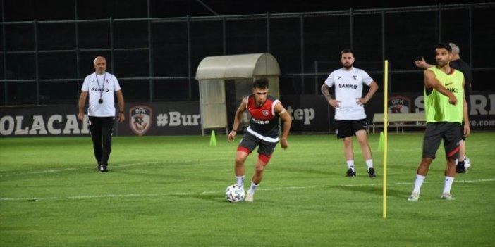 Gaziantep, Galatasaray maçına hazırlanıyor