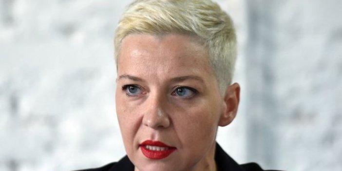 Muhalif lider Maria Kolesnikova, Ukrayna sınırında gözaltına alındı