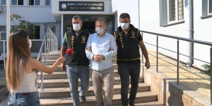 Rüşvet alırken yakalanan gazete sahibi: Danışmanlık ücreti o