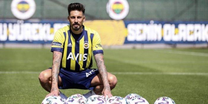Fenerbahçeli Sosa: Erol hoca ile o konuyu konuşmadık