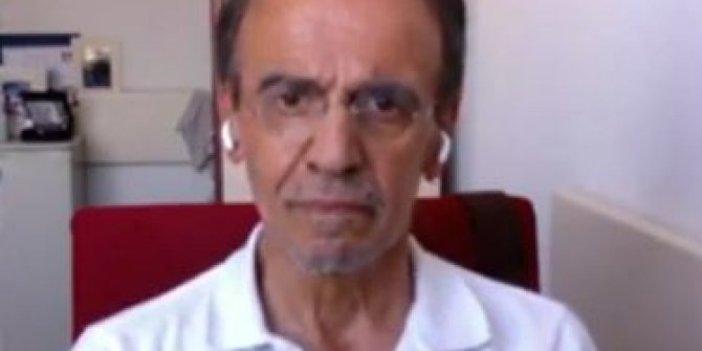 Açıklamalarıyla ezber bozan Profesör Mehmet Ceyhan Türkiye'deki gerçek vaka sayısını açıkladı