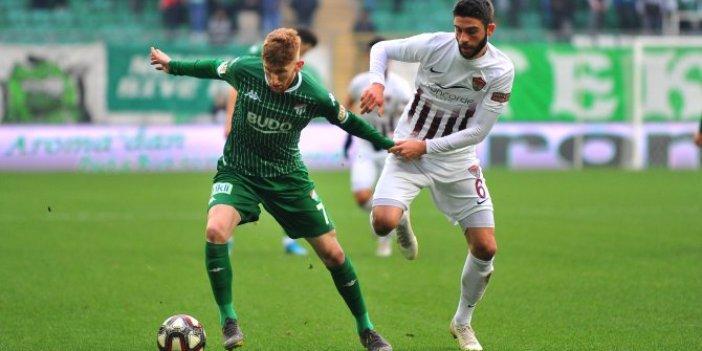 Bursaspor teknik direktörü Er'den Kubilay ve Burak hakkında açıklama