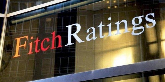 Fitch, Türkiye için büyüme tahminini revize etti
