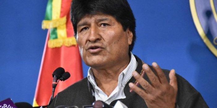 Bolivya eski devlet başkanı Evo Morales'e mahkemeden şok