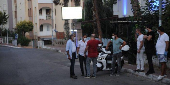 Antalya'da şüpheli ölüm! Sabah korona virüs testi yaptırdı akşam ölü bulundu