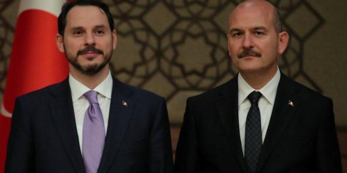 Gelecek Partisi'li Ayhan Sefer Üstün'den Süleyman Soylu ve Berat Albayrak'la ilgili bomba iddia