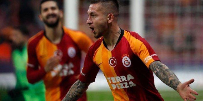 Galatasaray'da bir ayrılık daha… Yeni kulübü belli oldu