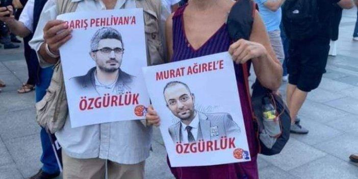 Murat Ağırel ve tutuklu gazeteciler için karar çıktı: Tamamı tahliye edildi