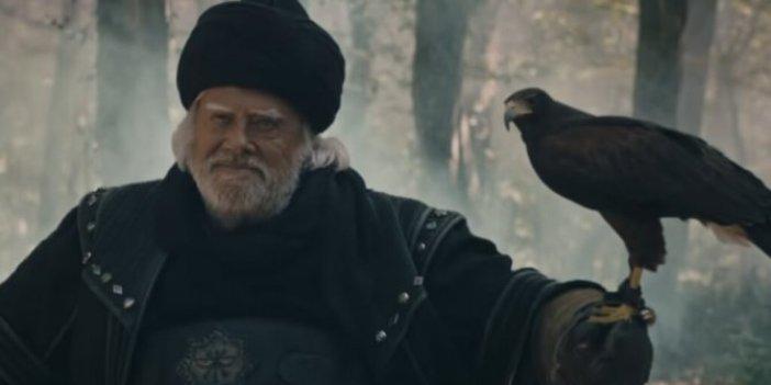Cüneyt Arkın'ın,Kuruluş Osman'la muhteşem geri dönüşü