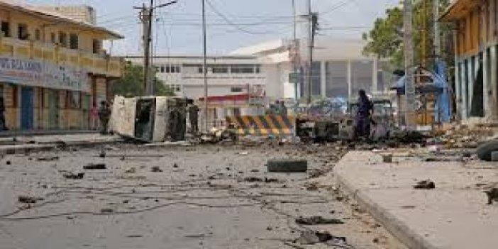 Somali'de intihar saldırısı! 4 kişi öldü