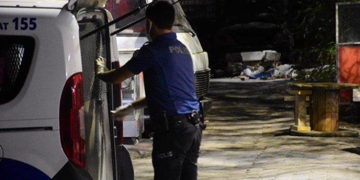 Kargocuyu patlayan paket hastanelik etti! Polisler alarma geçti