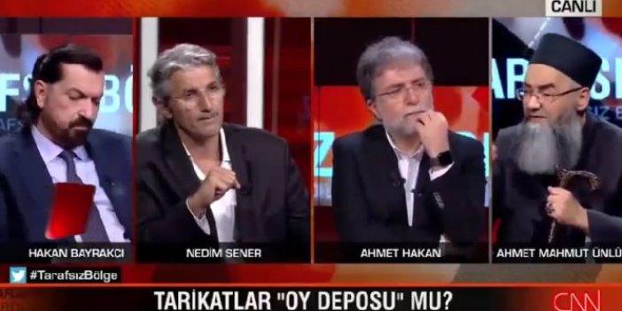 Cübbeli Ahmet'ten tarikat itirafı: Devlete sızmak istiyorlar, sızdılar da
