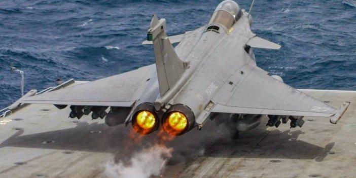 Yunanistan savuş uçağı ve fırkateyn alıyor