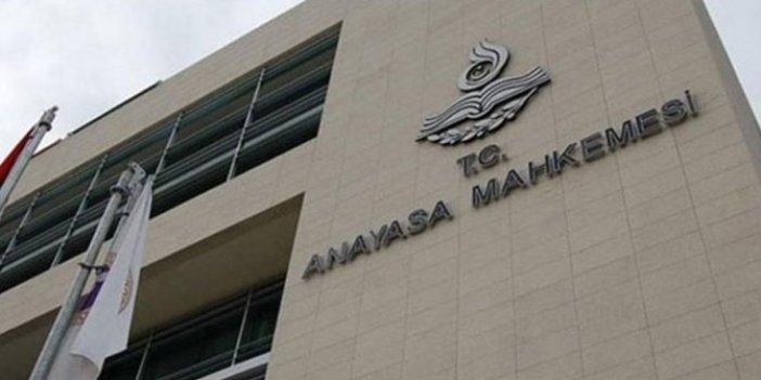 Anayasa Mahkemesi'nden son dakika çoklu baro kararı