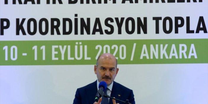İçişleri Bakanı Süleyman Soylu'dan görevden uzaklaştırılan kaymakamlar ile ilgili flaş açıklama