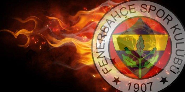 TFF'den Fenerbahçe'ye ceza