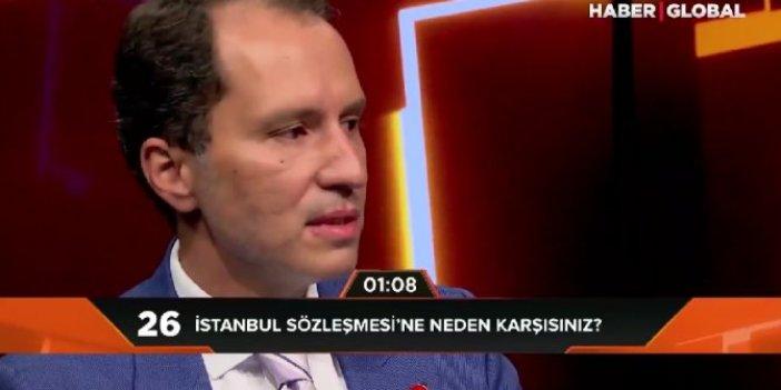 Fatih Erbakan'dan büyük gaf: Kadını adam yaptı