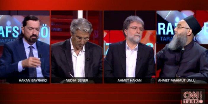 Zafer Arapkirli ve Fatih Altaylı'dan Ahmet Hakan'a Cübbeli Ahmet tepkisi
