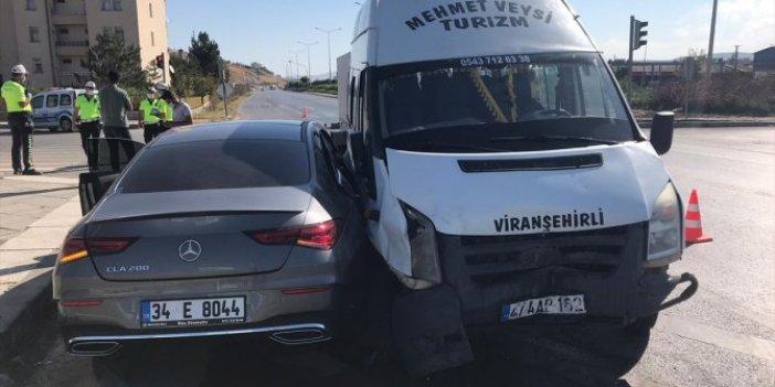 Sivassporlu futbolcu Erdoğan Yeşilyurt kaza yaptı
