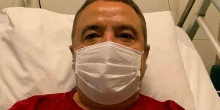 Antalya Büyükşehir Belediye Başkanı Muhittin Böcek entübe edilerek solunum cihazına bağlandı