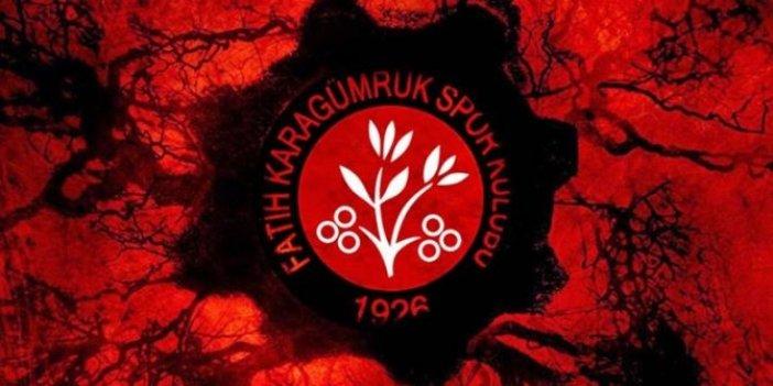 Fatih Karagümrük'ten sol bek transferi