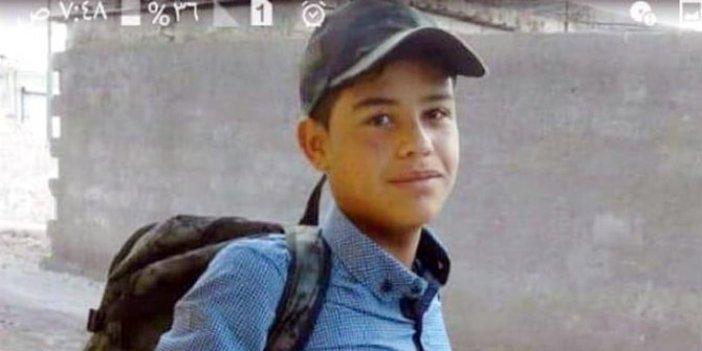 Top oynayan çocuğu PKK kaçırdı