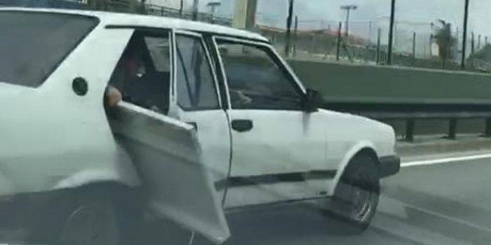 Kamyonet değil otomobil o dayı
