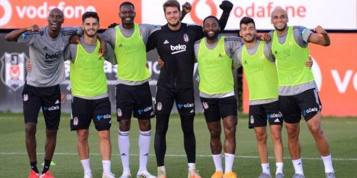 Beşiktaş'ın Trabzonspor maçı kadrosu belli oldu