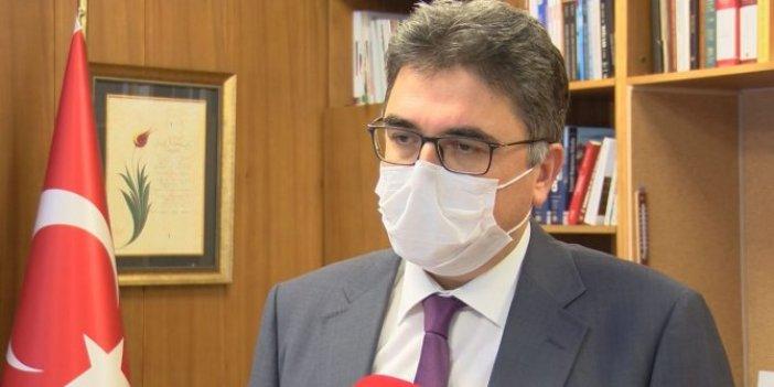 İstanbul Üniversitesi Tıp Fakültesi Dekanı Prof. Dr. Tufan Tükek söylenemeyeni söyledi: Vakalar açıklananın 3-4 katı fazla