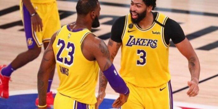 Lakers Batı Konferansı finaline çıktı