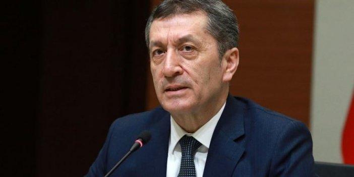 Milli Eğitim Bakanı Ziya Selçuk açıkladı, okulların açılmasına 1 hafta kala yeni adım