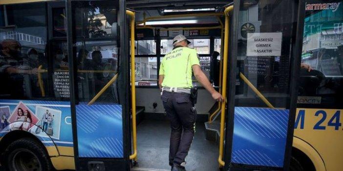 Sağlık Bakanlığı toplu taşımada uyulması gereken kuralları tek tek açıkladı