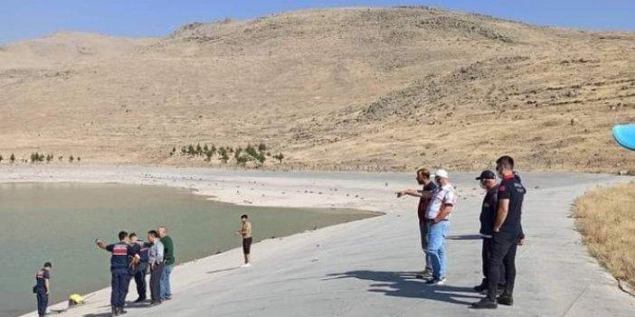 Balık tutarken gölete düşen Erol boğuldu