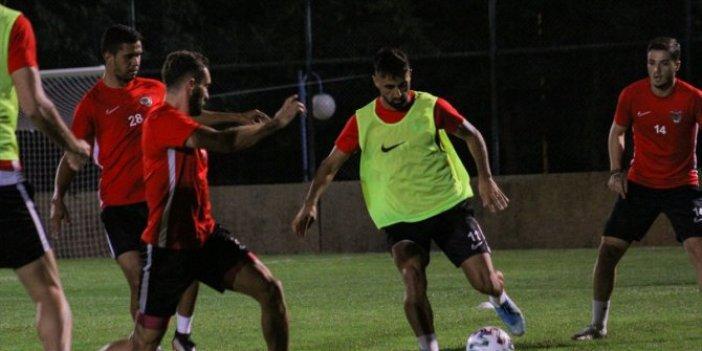 Hatayspor'da Başakşehir maçı hazırlıkları tamamlandı