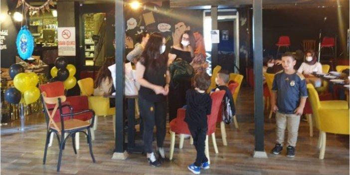 Doğum günü partisine polis baskını: Bir mum üfleme uğruna 22 bin TL ceza yediler