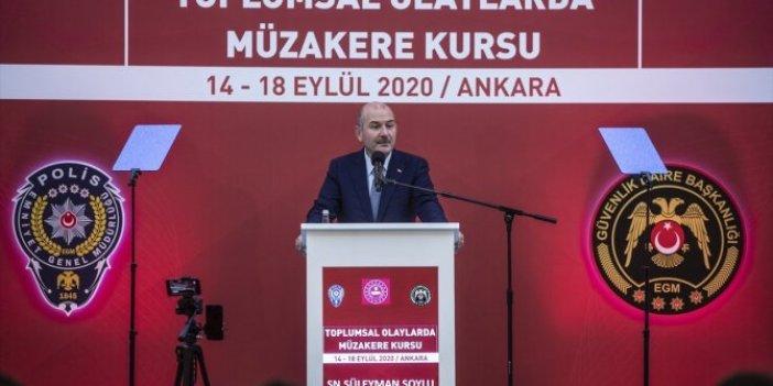 Süleyman Soylu Anayasa Mahkemesi Başkanı'na sert sözlerle yüklendi: Bisikletinle işe git gel bakalım
