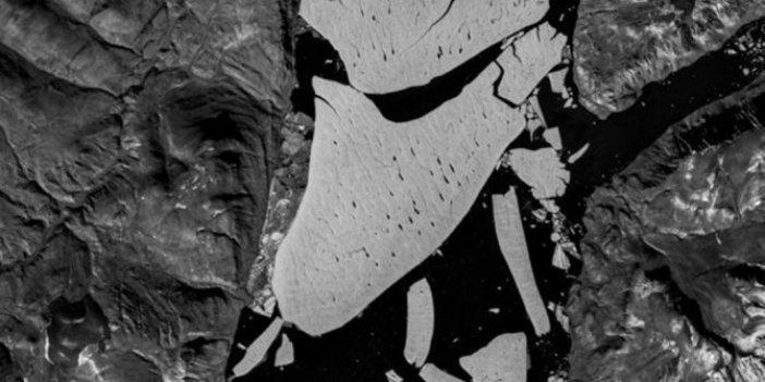 Bilim insanları ortaya çıkardı, ESA kanıtladı: 110 KM2'lik dev parça koptu: Tehlike çanları çalmaya başladı