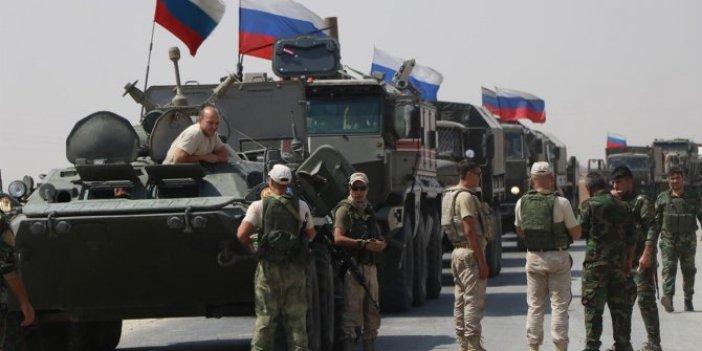 Rusya Türkiye sınırına yığınak yapıyor! Dikkat çeken hareketlilik