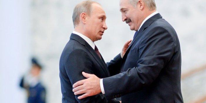 Rusya, Belarus'a 1,5 milyar dolar kredi verecek