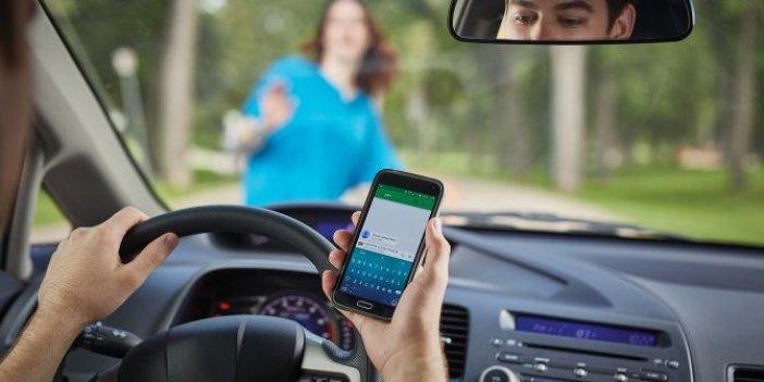 Araç içinde cep telefonu kullanırken dikkat: Müebbete kadar yolu var: Köklü değişiklik