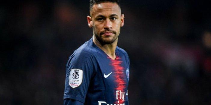PSG'den ırkçılığa uğradığı iddia edilen Neymar'a destek
