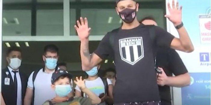Beşiktaş'a transfer olan Souza'dan ilk açıklama